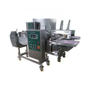 Commercial Breading Table Flouring Mixing spiral Podwer Wrap Machine