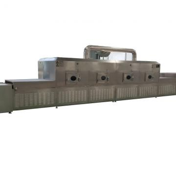 10 Kw Industrial Vacuum Fruits Vegetable Flower Drying and Sterilizing Machine Microwave Dryer