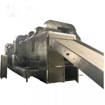 Continuous Processing Floating Fish Food Pellet Drying Machine