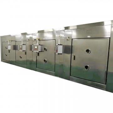 Vacuum belt dryer low temperature continuous dryer for cocoa paste