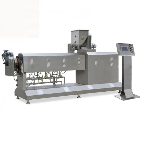 Corn Tortilla Flakes Breakfast Cereal Snack Food Extruder Production Line #1 image
