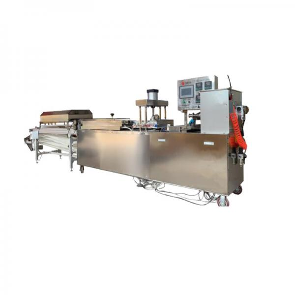 Newest professional stable performance automatic flour tortilla machine #1 image