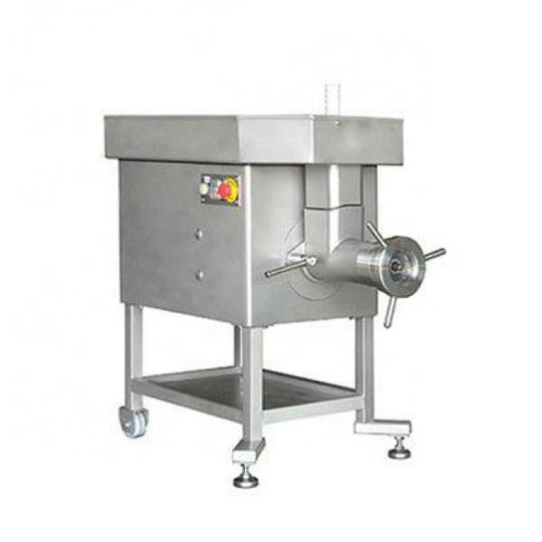 Electric Meat Mincer for Commercial Kitchen Stainless Steel Grinder Ce #1 image