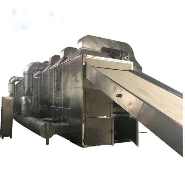 Continuous Processing Floating Fish Food Pellet Drying Machine #1 image