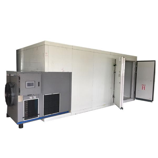 Hot Air Circulating Wood Drying Machine/Timber Dryer Oven #1 image