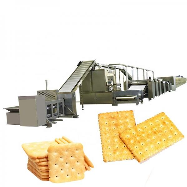 Popular and Good Taste Sale Automatic Biscuit Making Machine for Sale #1 image