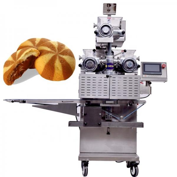 Full Automatic Biscuit Making Machine for Hard Biscuit #1 image