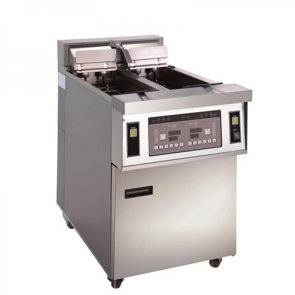 Professional Manufacturing Frying Deep Fryer /220V Electric Fryer with Tap/Commercial Restaurant Equipment #1 image