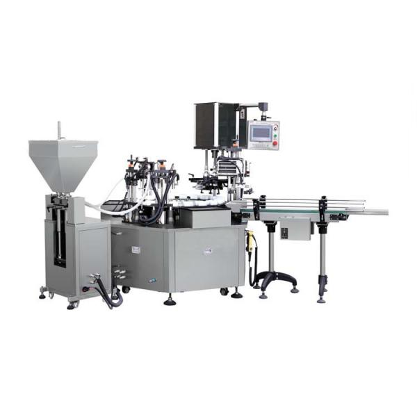 Automatic Weight Filling Machine Lube Oil Filling Machine #1 image