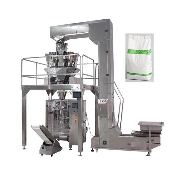 Model: Dcs-50A Rice Packing Weighing Machine #1 image