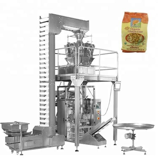 Automatic Weighing & Packing Machine #1 image