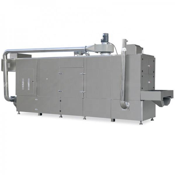 Yellow meal worm Barley insects Tunnel continuous industrial microwave dryer and sterilization machine #3 image