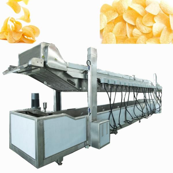 Fully Automatic potato chips production line french fries cutter machine potato cutting #3 image